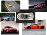 Best supercar collage