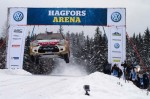Sebastien Loeb 2013 Rally Sweden