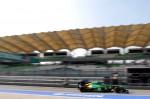 Giedo van der Garde Malaysian GP 2013
