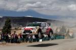 Chris Atkinson Rally Mexico 2013