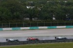 Mercedes Ferrari sandwich Malaysian GP 2013