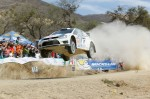 Jari Matti Latvala Rally Mexico 2013