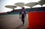 Mark Webber Formula 1 2013 China GP