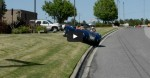Shelby cobra crash