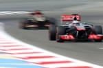 Formula 1 2013 Baharain Jenese Button
