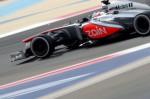 Formula 1 2013 Bahrain Jensen Button