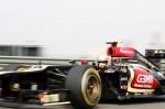 Grosjean Formula 1 2013 China GP