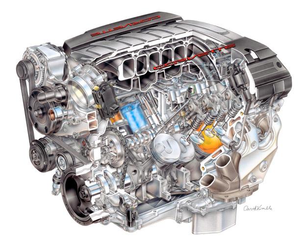Corvette LT1