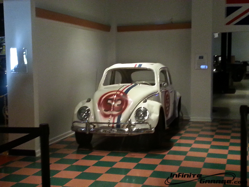 Herbie The Love Bug Infinite Garage