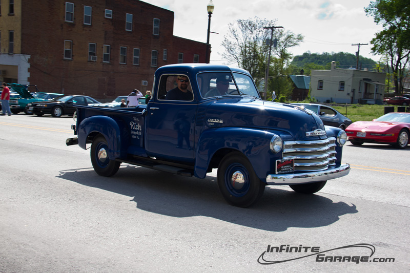 original chevy truck
