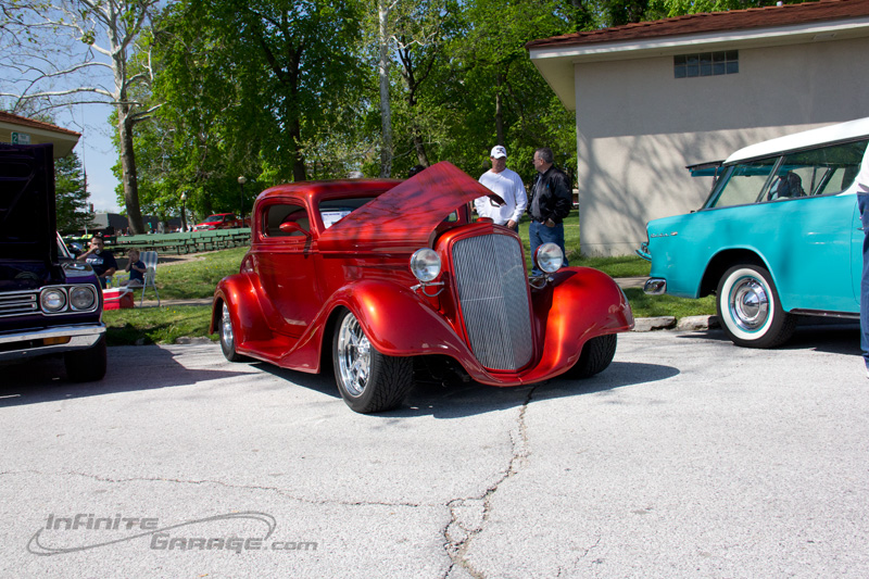 chevy hot rod