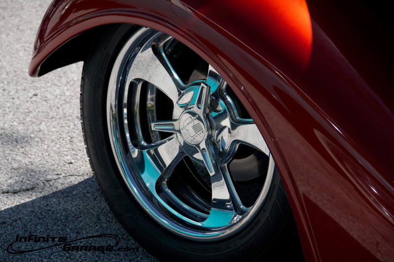 custom hot rod wheels