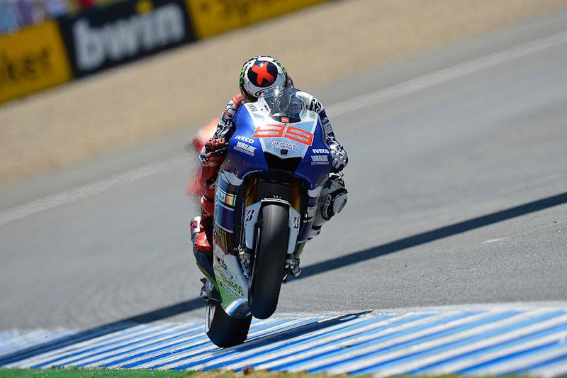 Lorenzo MotoGP 2013 Jerez