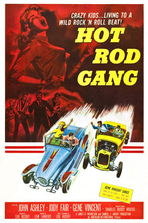 the hot rod gang