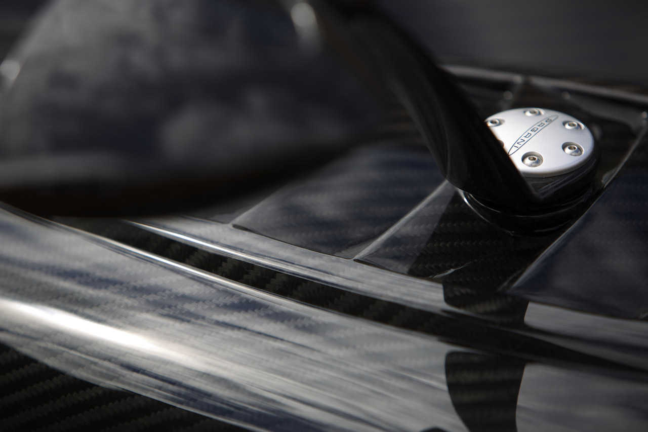 carbon fiber zonda