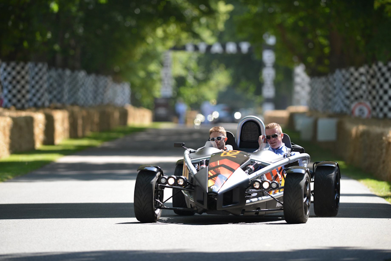 Ariel Atom at Goodwood
