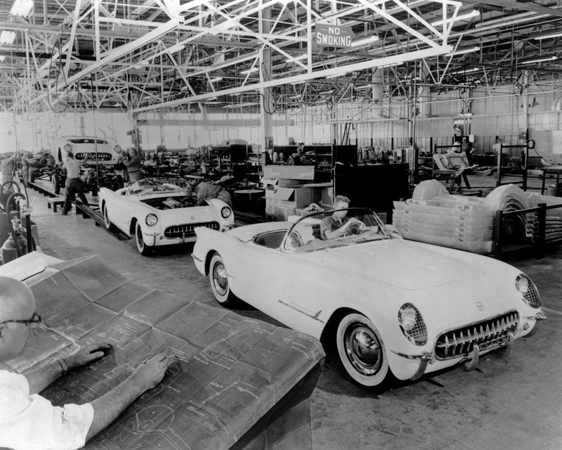 C1-Corvette-assembly-line
