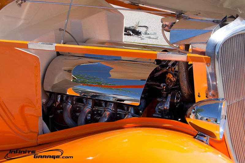 Ford-Phaeton-Engine