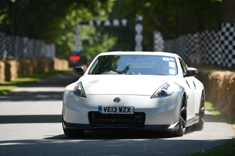 Nismo 370Z at Goodwood