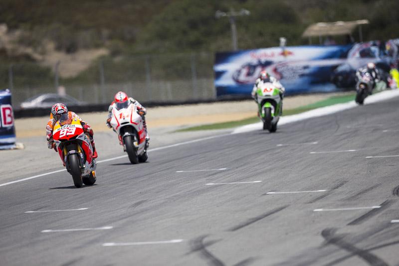 Laguna Seca MotoGP2013