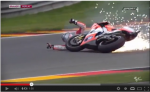 Ducati crash
