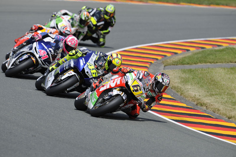 Motorrad Grand Prix Deutschland, 14th July 2013