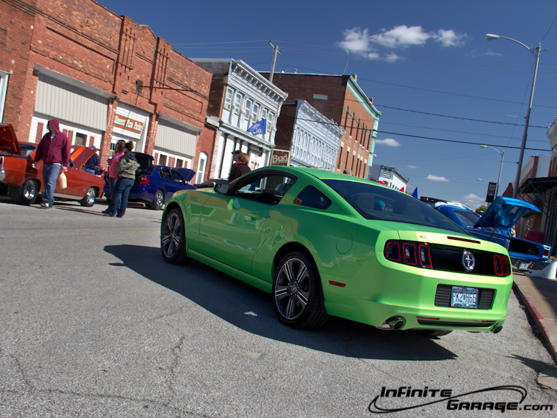Ford Mustang Wallpaper 4 by 3