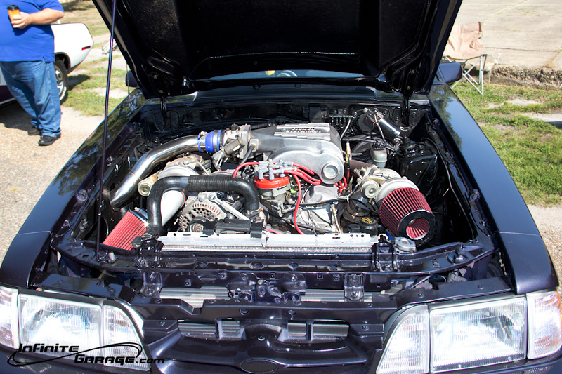 LX-turbo-Mustang-engine