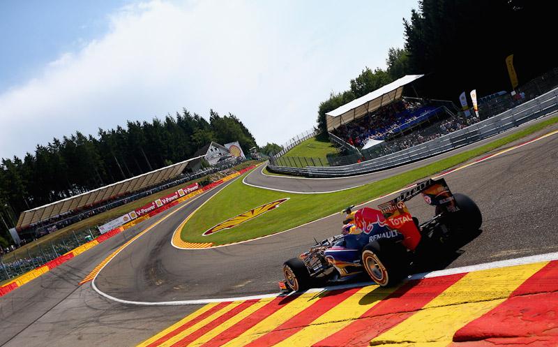 Belgian GP Recap – F1 2013 – Infinite-Garage