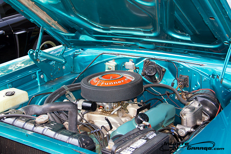 Roadrunner-engine