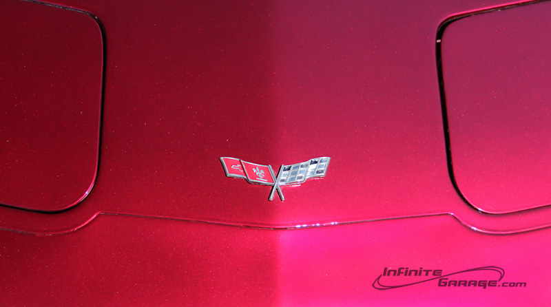 Corvette-hood-badge