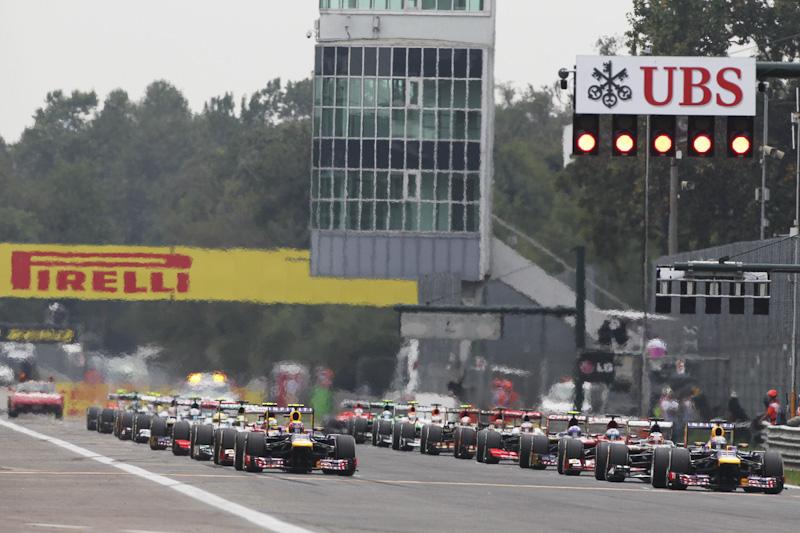 Italian GP 2013