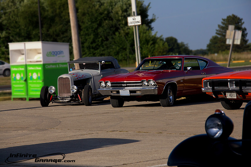 31 Koupe and Chevelle