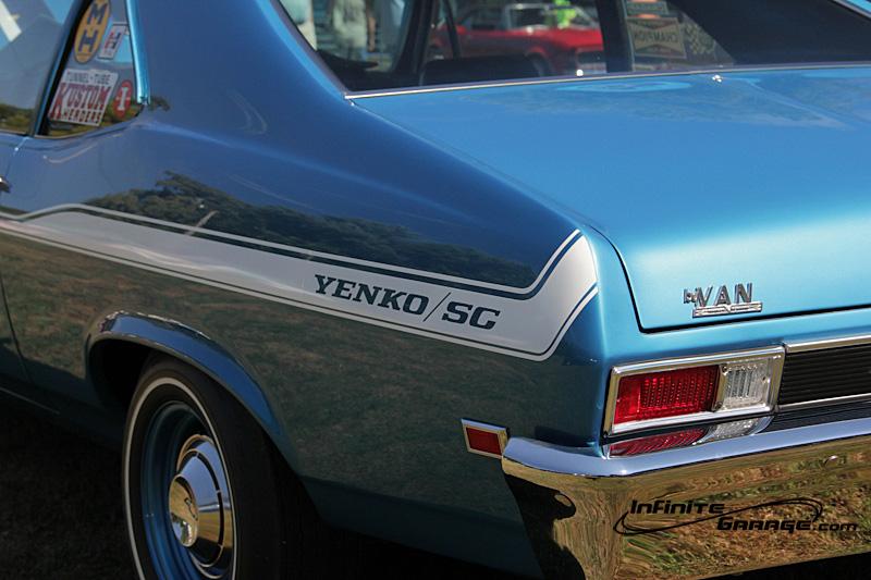 Yenko nova stripe