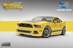 Sema Ford Mustang