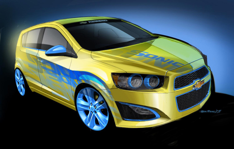 2013-SEMA-Chevrolet-Performance-SonicRS-016