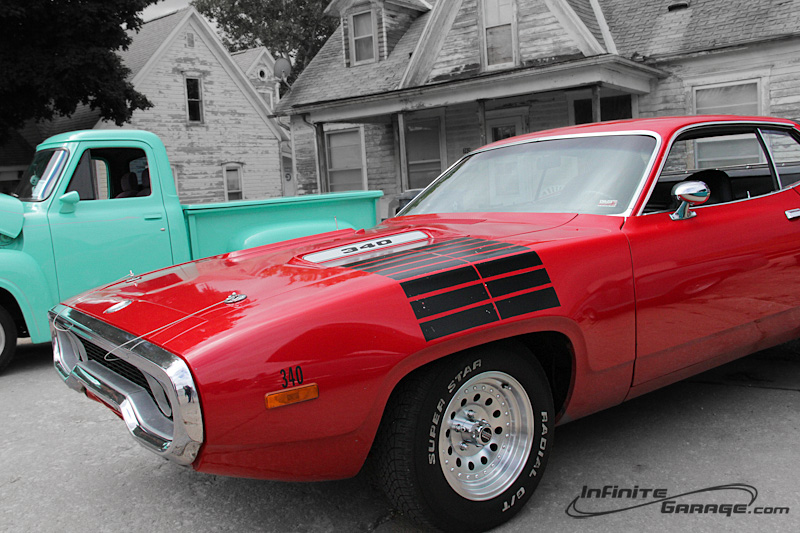 Barry Apple Festival Muscle Cars Infinite Garage