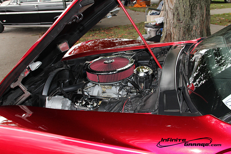 stingray-vette-engine