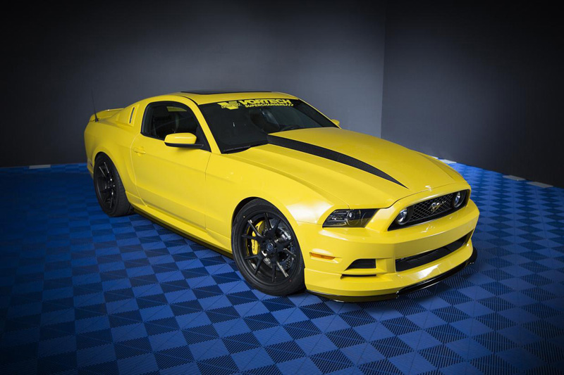 ford mustang and f150 truck named the hottest of sema infinite garage. Black Bedroom Furniture Sets. Home Design Ideas
