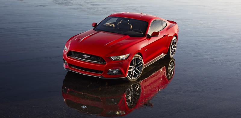 2015 Mustang