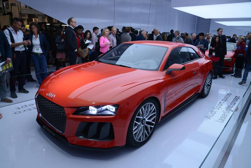 Audi-Quatro