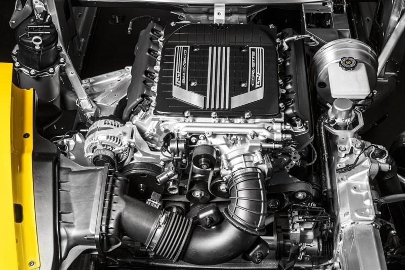 Z06-engine