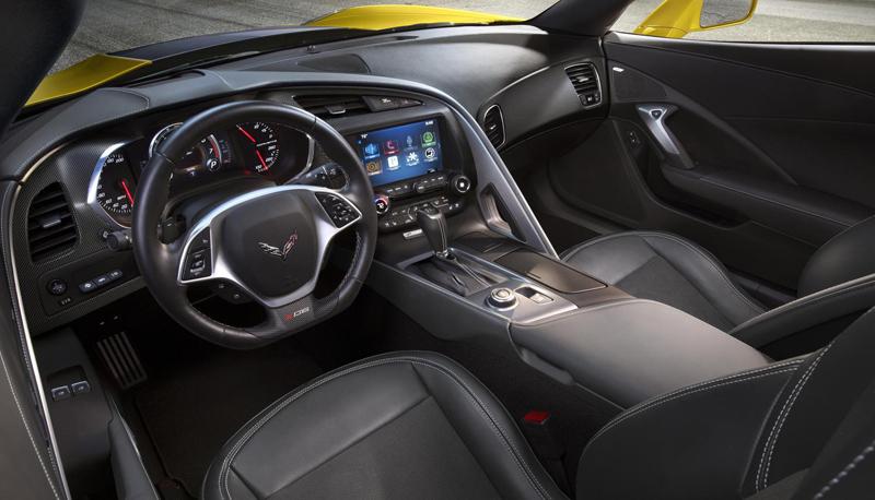 Z06-interior