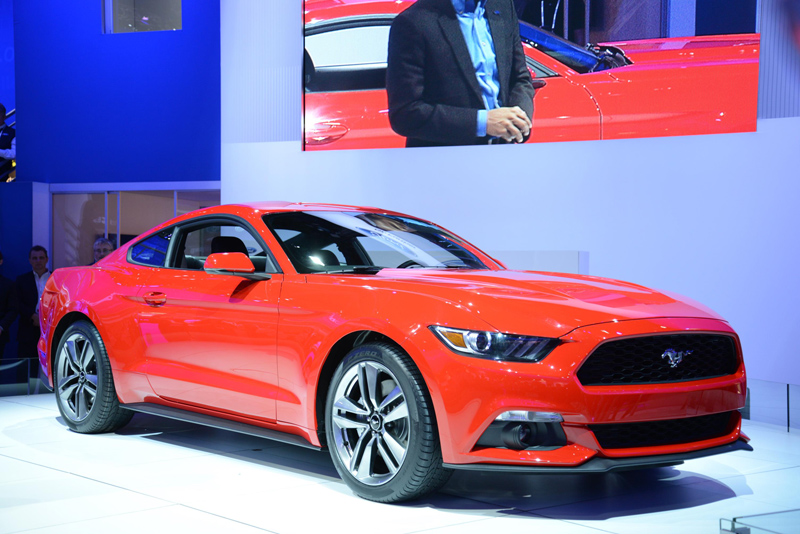 new-Mustang
