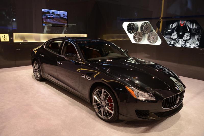 Maserati-Quatroportte