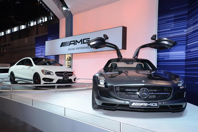 SLS-AMG