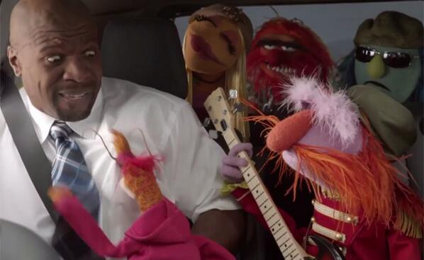 toyota muppets