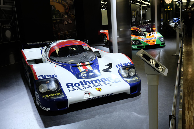Rothmans-Porsche