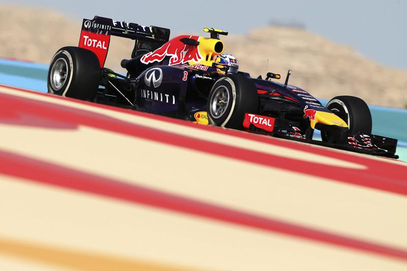 Daniel Ricciardo - Action