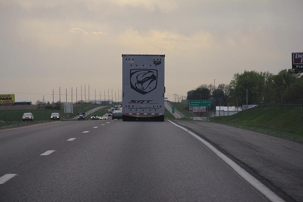 SRT-trailer